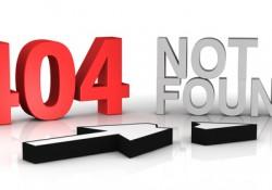 Làm thế nào để xử lý lỗi 404?