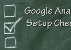 Checklist Google Analytics. Nguồn ảnh: boxcarmarketing.
